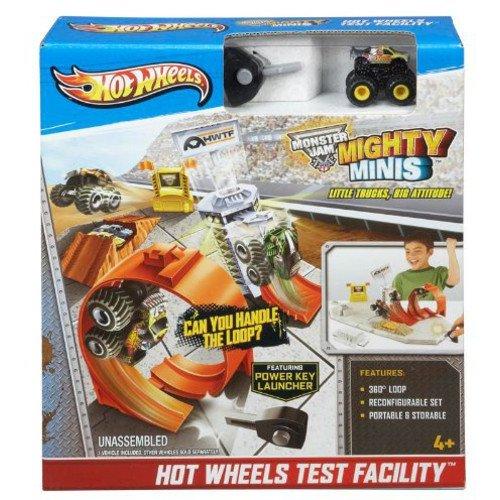 Mattel Hot Wheels Monster Jam Team Hot Wheels Mini Jams P...