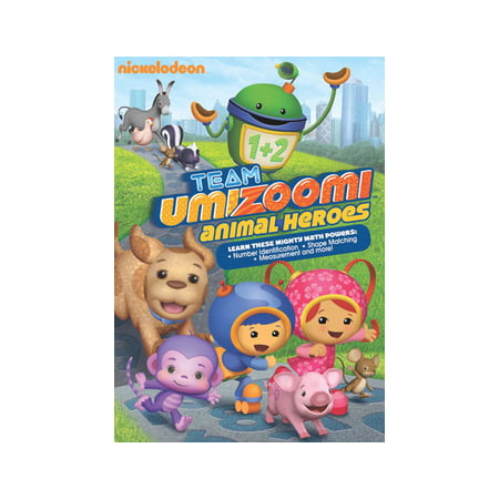 Team Umizoomi Halloween Full Episode In English (Team Umizoomi: Animal Heroes)