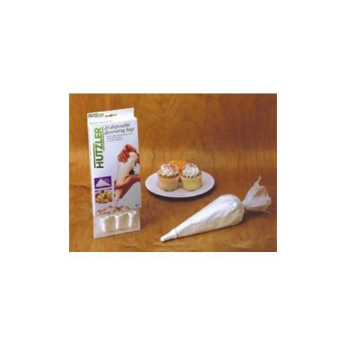 Disposable Decorating Bags & Nozzles C / D (Pack of 24)