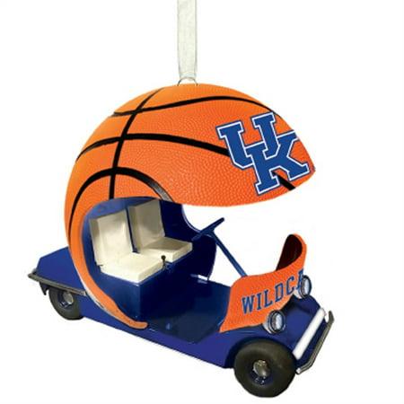 - University of Kentucky, Field Car Ornament