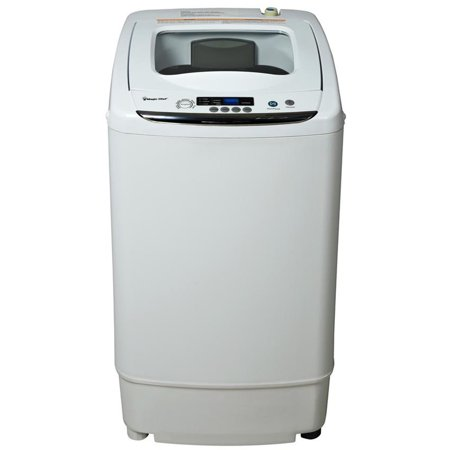 Magic Chef 0.9 cu ft Compact Washer, White