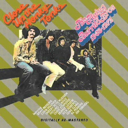 Close Up the Honky Tonks (CD) (Remaster) - Squirt Close Up