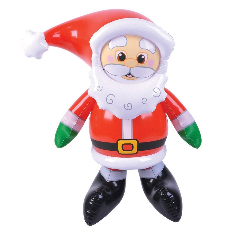 "Cp 24"" CHRISTMAS SANTA INFLATABLE Blow Up Yard Lawn ..."