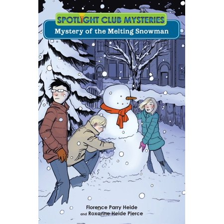 Mystery of the Melting Snowman - eBook](Melting Snowman)