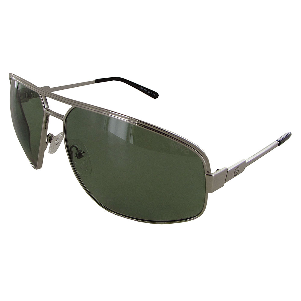Revo Unisex Re 1072xl Windspeed Oversized Aviator Polarized Sunglasses