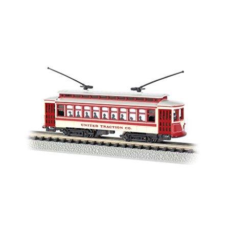 Bachmann Industries Brill Trolley United Traction Bachmann Brill Trolley