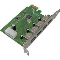 4 PORT USB 3.0 PCIE INTERNAL CARD