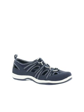 easy street womens campus leather closed toe