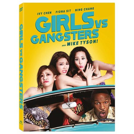 Girls vs. Gangsters (DVD) (1920 Girl Gangster)