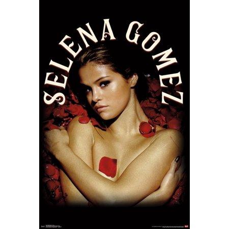 Selena Gomez - Roses Poster Print (Selena Gomez Halloween Icons)
