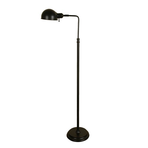 ... Canopy Pharmacy Floor Lamp, Oil-Rubbed Bronze