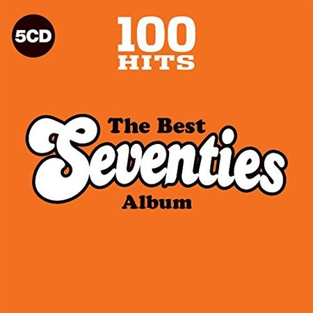 100 Hits: The Best 70s / Various (CD)