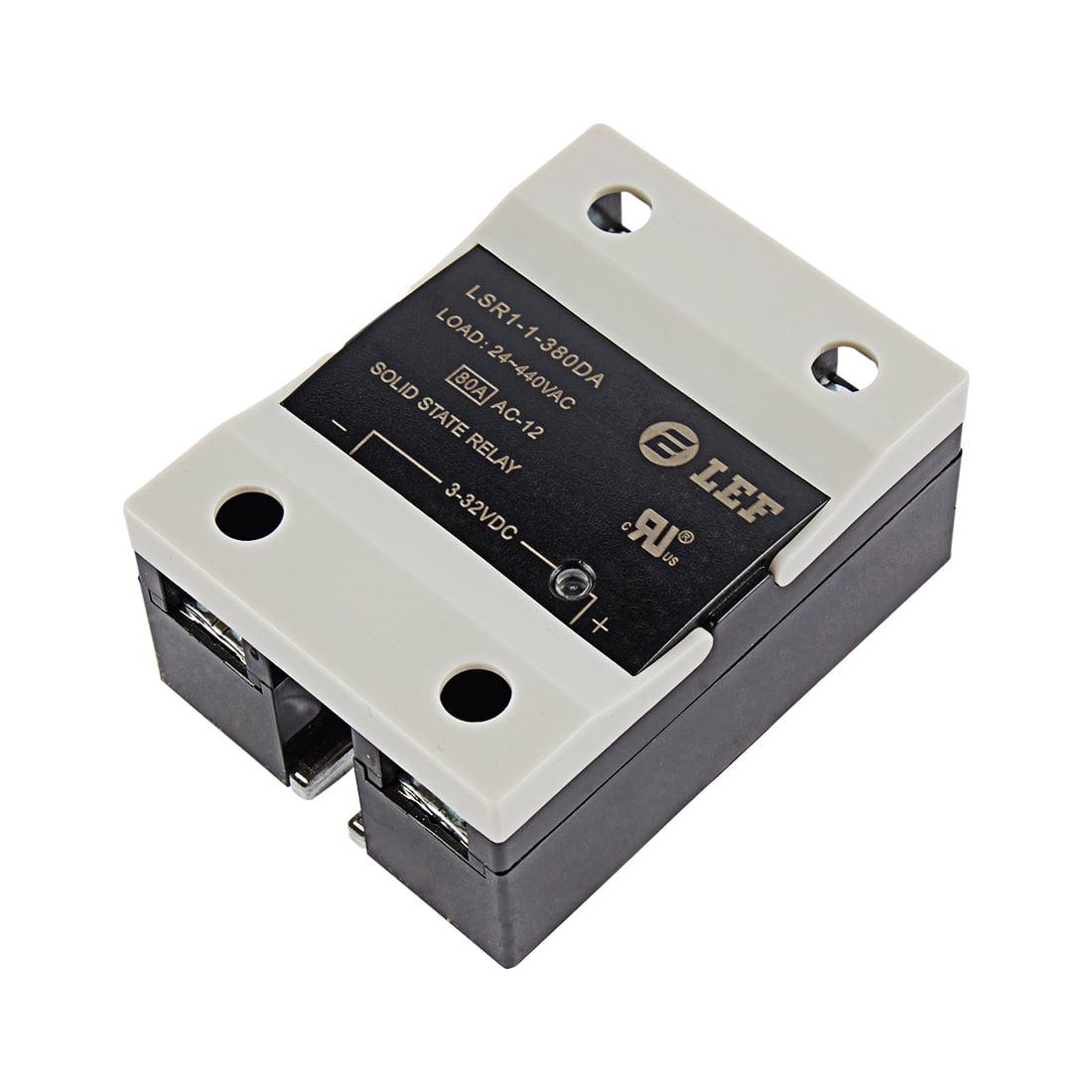 24v 380v 75a 250v Ssr 75 Da Solid State Relay Module 3 32v Dc To Ac Wiring Diagram