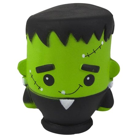 Halloween Monster Frankenstein Squishie Toy Party Favor - Monster High Halloween Party Ideas
