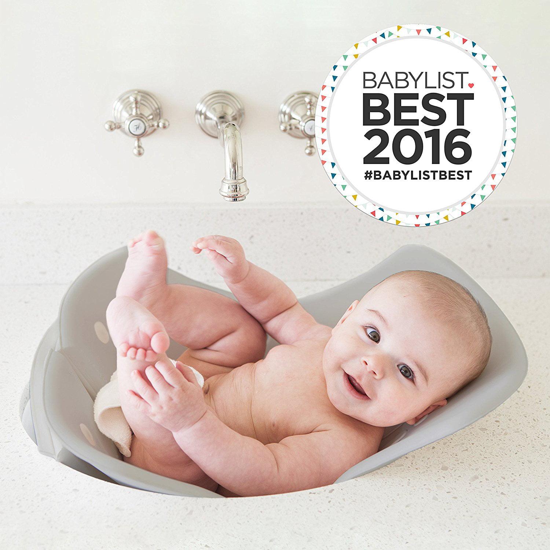 Tub The Soft, Foldable Ba Bathtub Newborn, Infant, 0-6 Months, In-Sink Ba Bathtub, BPA free, PVC..., Ship from... by
