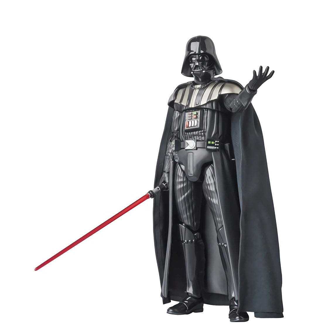 Star Wars Episode Iii Revenge Of The Sith Darth Vader Mafex Pvc Action Figure Walmart Com Walmart Com