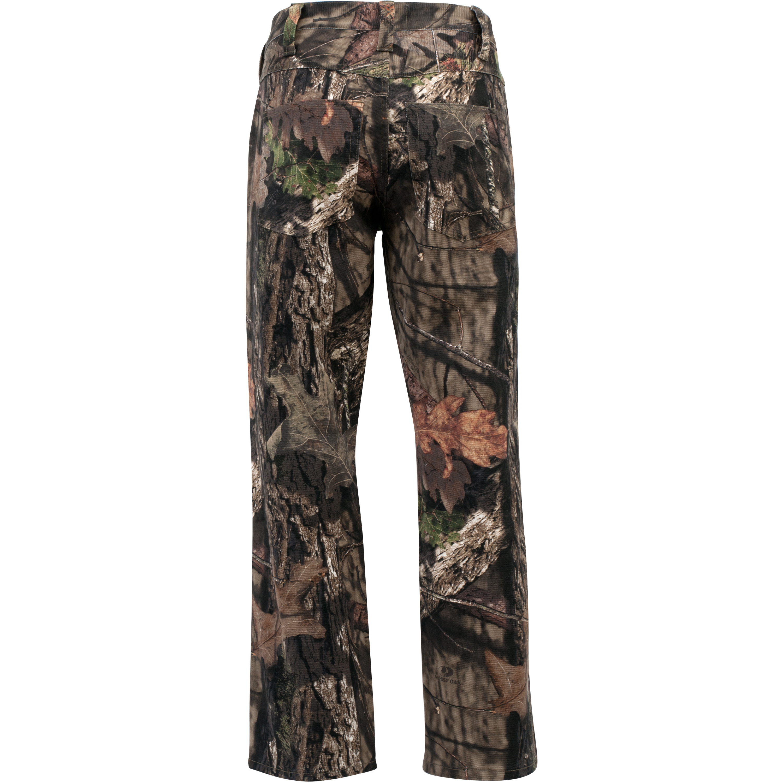 1665b61e9ed6f Mossy Oak Men's 5 Pocket Flex Pant - Breakup Country - Walmart.com