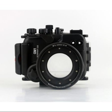 Polaroid SLR Dive Rated Waterproof Underwater Housing Case For The Panasonic GM1 Camera with a 12-32mm