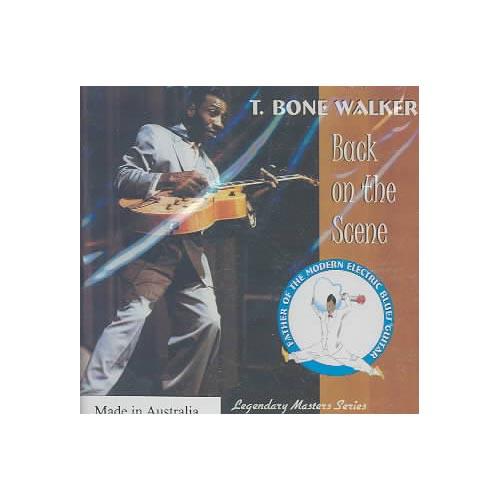 T-Bone Walker - Back on the Scene [CD]