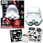 Star Wars Deluxe Design a Vinyl Stormtrooper