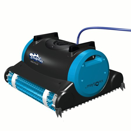 Dolphin Nautilus Robotic Pool Cleaner with Swivel