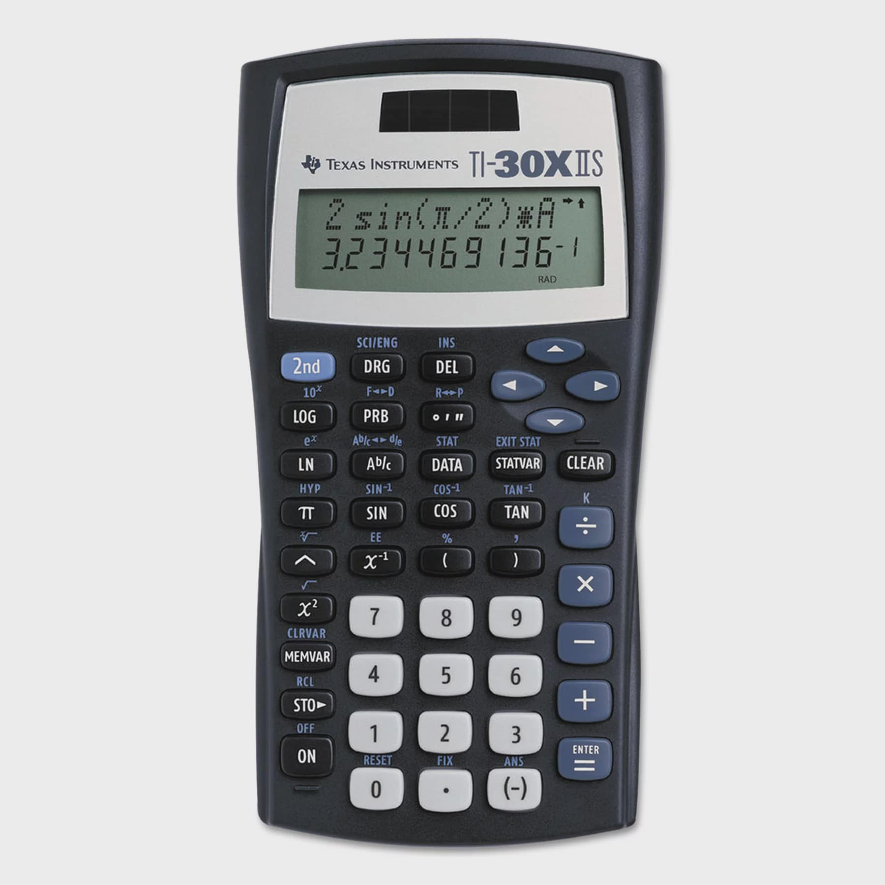 Texas Instruments TI-30X IIS Scientific Calculator, 10-Digit LCD by Texas Instruments