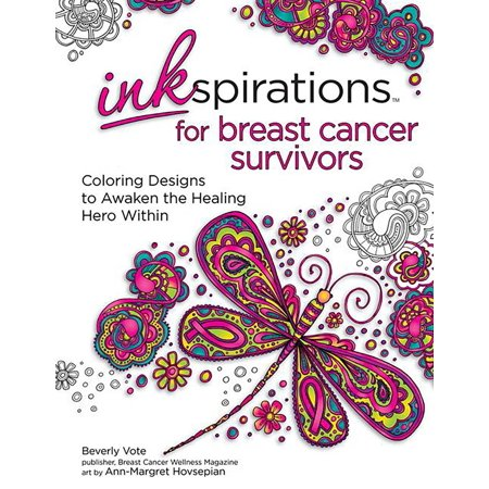 Survivor Chick Breast (Inkspirations for Breast Cancer Survivors : Coloring Designs to Awaken the Healing Hero Within)