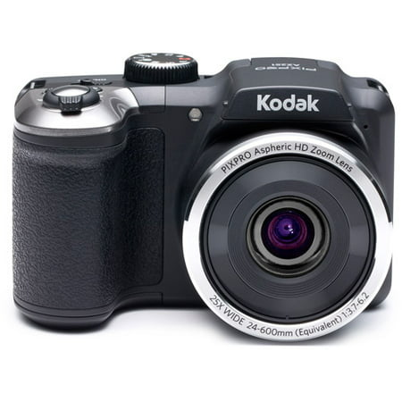 Kodak Az251 Digital Camera With 16 15 Megapixels And 25X Optical Zoom