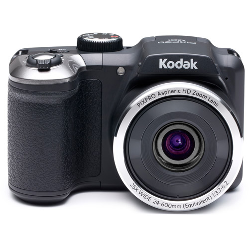 Kodak AZ251 Digital Camera with 16.15 Megapixels and 25x Optical Zoom