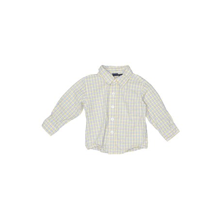 Pre-Owned Nautica Boy's Size 18 mo Long Sleeve Button-Down Shirt