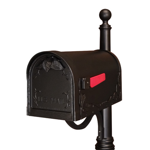 Special Lite Products Floral Post Mounted Mailbox by Special Lite Products Company