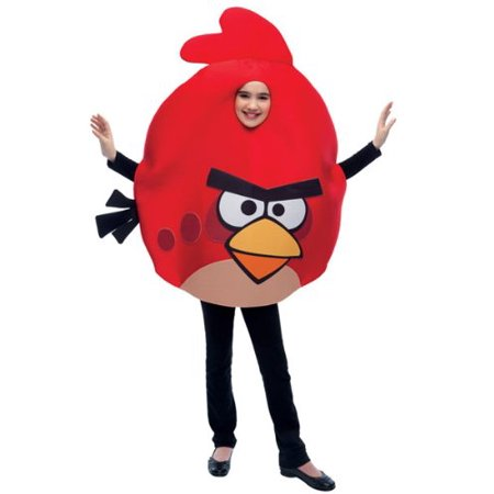 ANGRY BIRDS RED CHILD, By Official Costumes