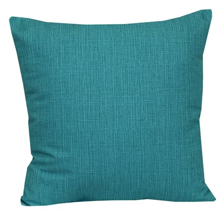Mainstays Outdoor Pillow Monti Turquoise Walmart Com