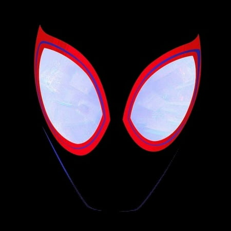 Spider-Man: Into the Spider-Verse (Original Motion Picture Soundtrack) (CD) (Limited Edition) (Halloween 4 Limited Edition Soundtrack)