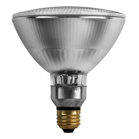 Phillips 459255 72 Watt E26 PAR38 Warm White Flood Halogen Dimmable Light Bulb 6 Count