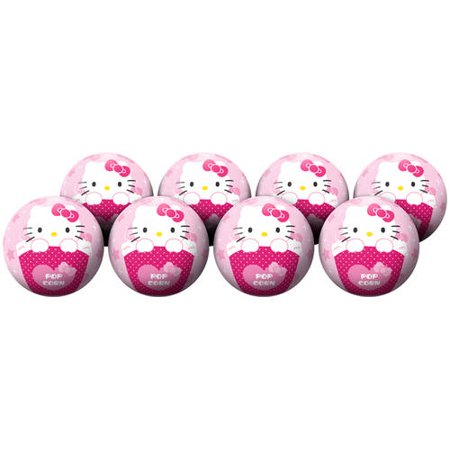 Hedstrom #6 Hello Kitty Playball Deflate Party Pack](Hello Kitty Dessert Ideas)