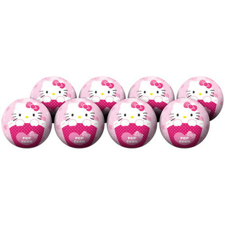 Hedstrom #6 Hello Kitty Playball Deflate Party - Hello Kitty Party Supplies Party City