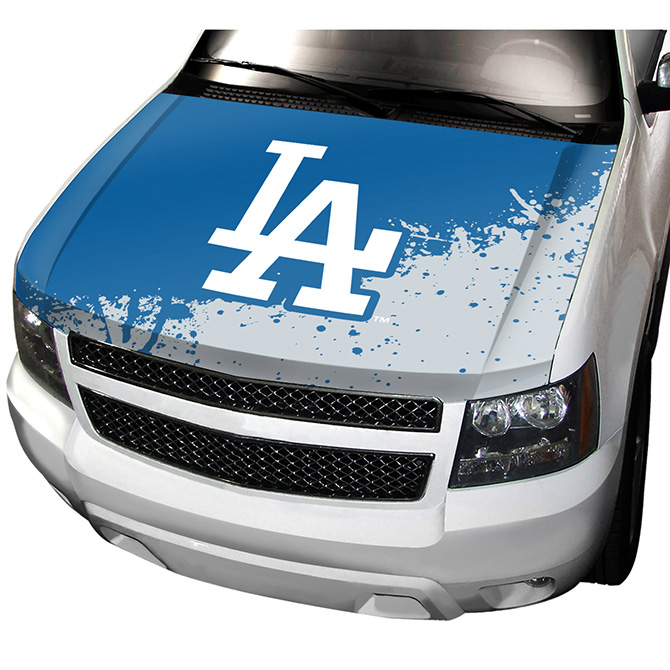 MLB Los Angeles Dodgers Hood Cover