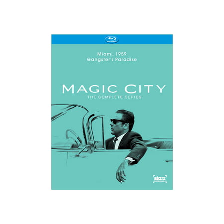 Magic City: The Complete Series (Blu-ray)