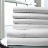 T400 100 Percent Cotton Bonus Sheet Set