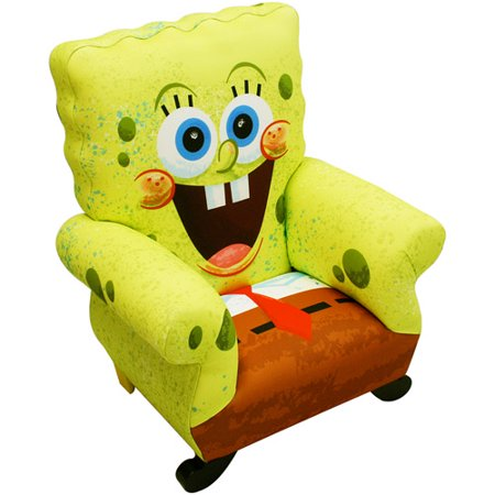 Super Spongebob Squarepants Icon Chair Walmart Com Gmtry Best Dining Table And Chair Ideas Images Gmtryco