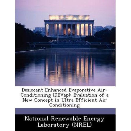 - Desiccant Enhanced Evaporative Air-Conditioning (Devap) : Evaluation of a New Concept in Ultra Efficient Air Conditioning