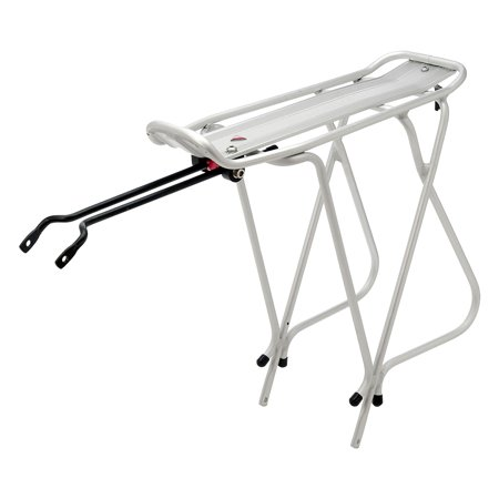 Axiom Rear Rack - Axiom Rear Bike Rack Journey Silver