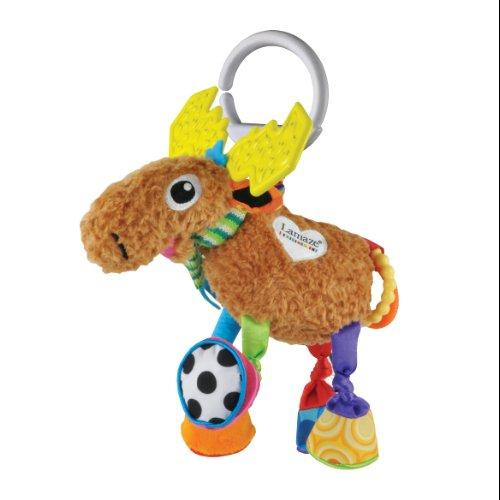 Lamaze Play & Grow Mortimer the Moose Take Along Toy Multi-Colored