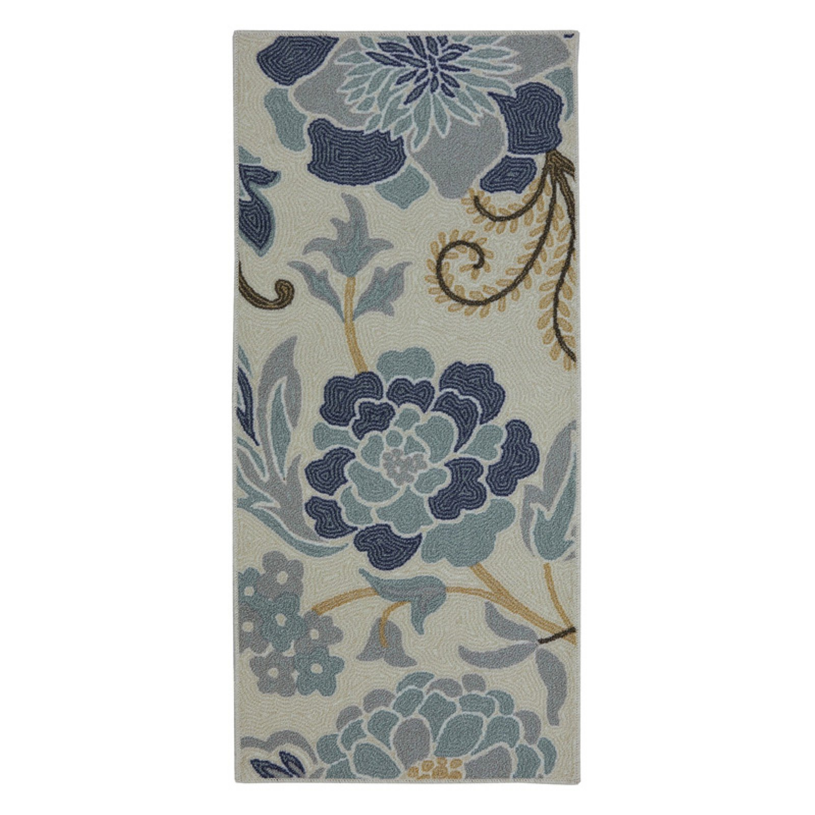 Mohawk Home New Wave Power Flower Printed Indoor Kitchen Mat