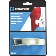Crawford SG1GW 1-1/2-Inch Giant Spring Grip, White