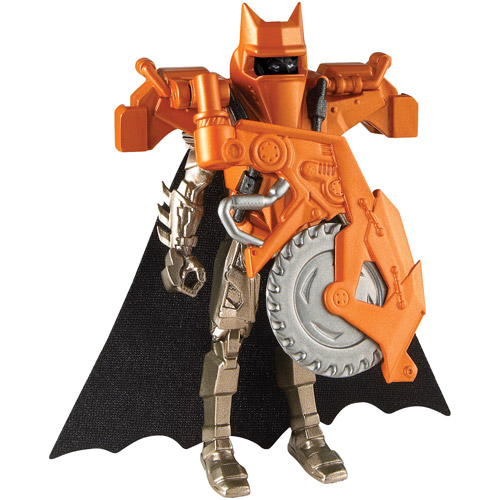 Batman Dark Knight Rises QuickTek Saw Strike Batman Action Figure