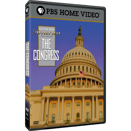 Ken Burns' America: The Congress (Full Frame)