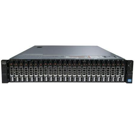 Dell Poweredge R720xd 24B E5 2609 Quad Core 2 4Ghz 128Gb 24X 900Gb H710