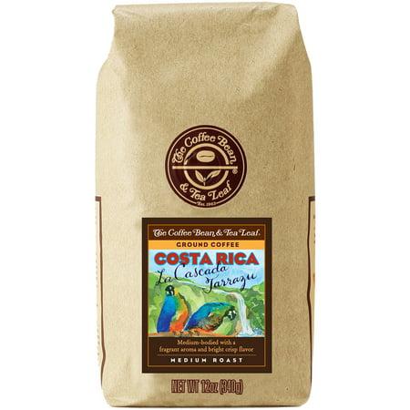The Coffee Bean & Tea Leaf Costa Rica Medium Roast Ground Coffee 12 oz. - Dia Costa Rica
